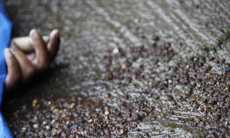 شکارپور: پولیس کا کالعدم تنظیم کے 2دہشت گرد ہلاک کرنے کا دعویٰ