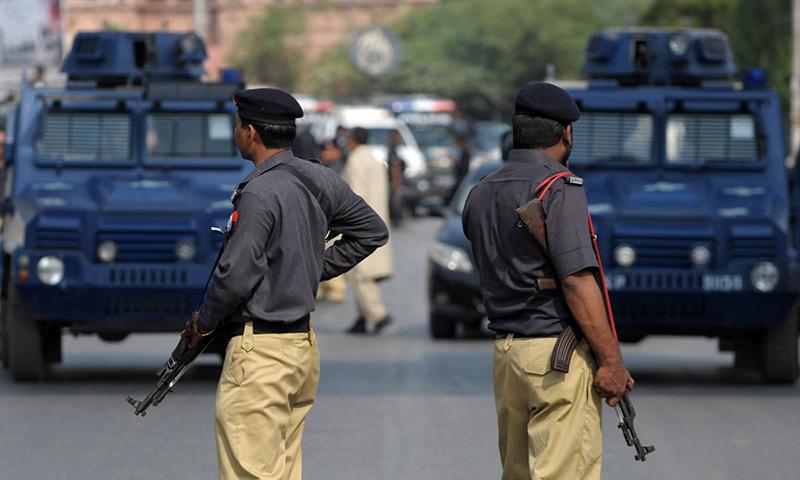 نیو کراچی انڈسٹریل ایریا کے نئے ایس ایچ او کی دبنگ انٹری