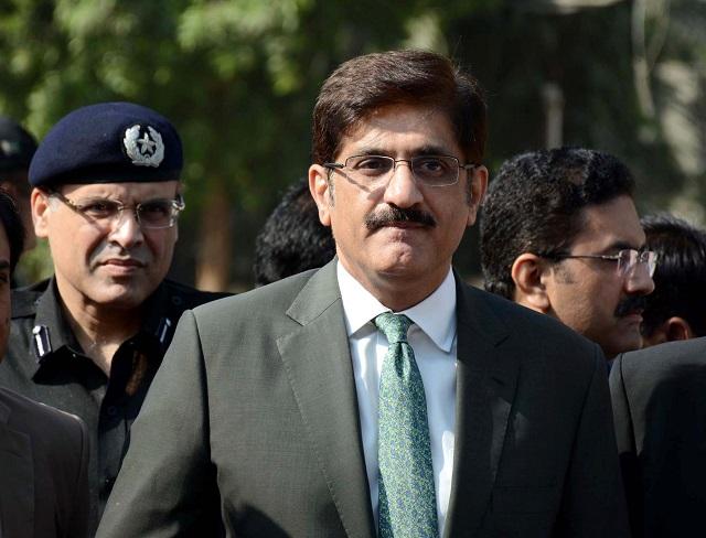 وزیراعلیٰ سندھ کا کراچی کےمختلف علاقوں کا دورہ