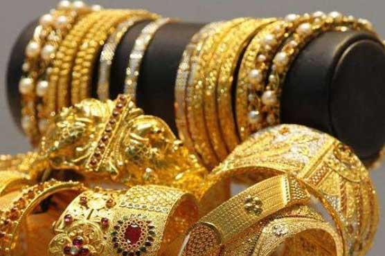 فی تولہ سونا 2 ہزار روپے مہنگا