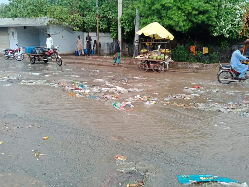 کھیوڑہ : لوگوں کو آمدورفت میں شدید مشکلات کا سامنا