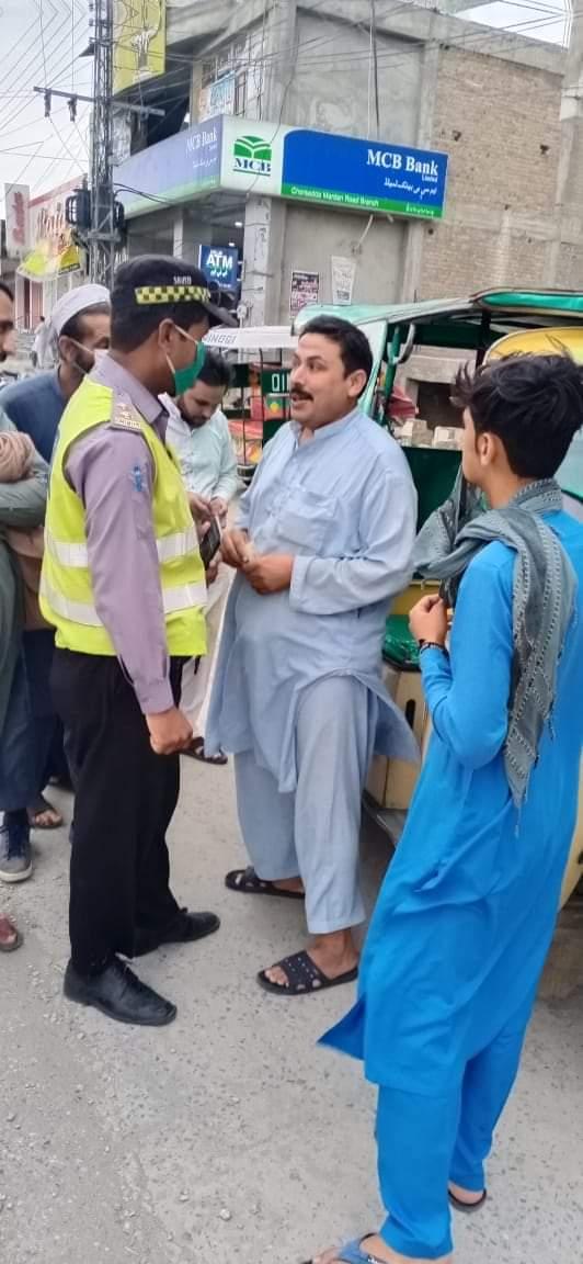 چارسدہ : عوامی شکایت پر ڈی پی او چارسدہ عرفان اللہ خان کا ایکشن