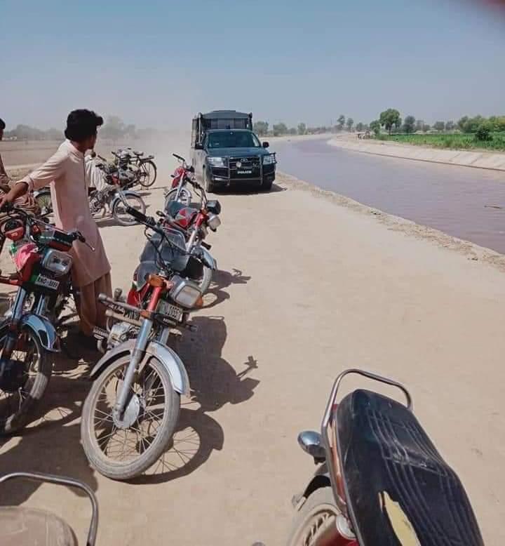 صادق آباد : افسوس ناک واقعہ