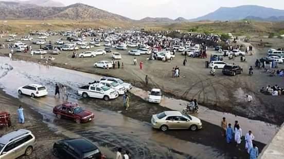 ژوب۔پکنک پوائنٹ سیلیازہ میں عوام کا رش