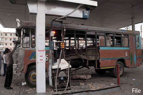 کراچی کے علاقے کورنگی میں سلنڈر دھماکہ، ایک شخص شدید زخمی، ہسپتال منتقل