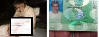 ایبٹ آباد، تھانہ میر پور کی حدود جناح آباد میں ایک شخص کا قتل