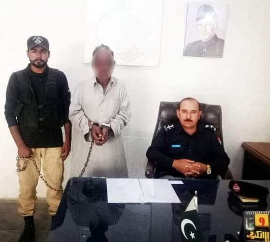 تھانہ خانپور پولیس نے پانی کے تنازعہ پر نوجوان کا قتل کرنے والے ملزم کو گرفتار کر لیا