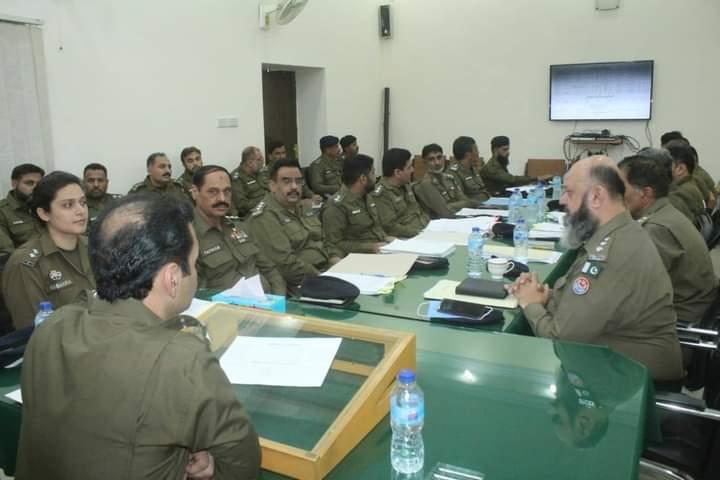 محکمہ پولیس ضلع اٹک