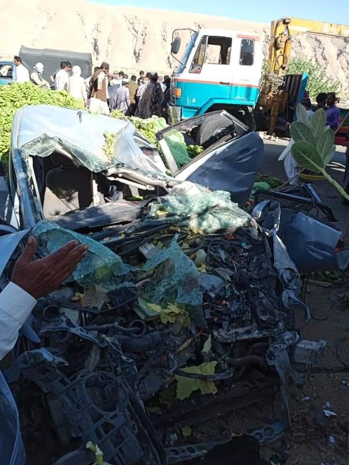 بلوچستان بولان مچھہ شہر کے قریب حادثہ