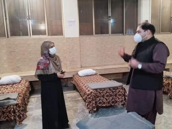 مانسہرہ لاری اڈہ مسافر خانہ