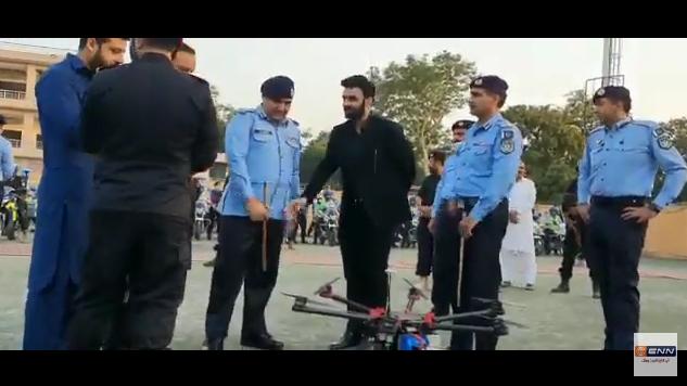 اسلام آباد پولیس کا کمیونٹی پولیسنگ کے حوالے سے اہم اقدام