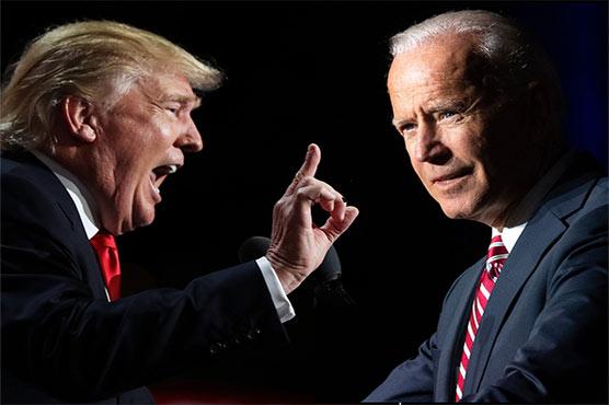 امریکی میں آج انتخابی دنگل، ٹرمپ اور جوبائیڈن نےسر دھڑ کی بازی لگا دی