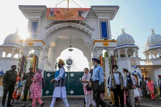 ننکانہ صاحب: بابا گورونانک کے 551 ویں جنم دن کی تقریبات کی تیاریاں مکمل