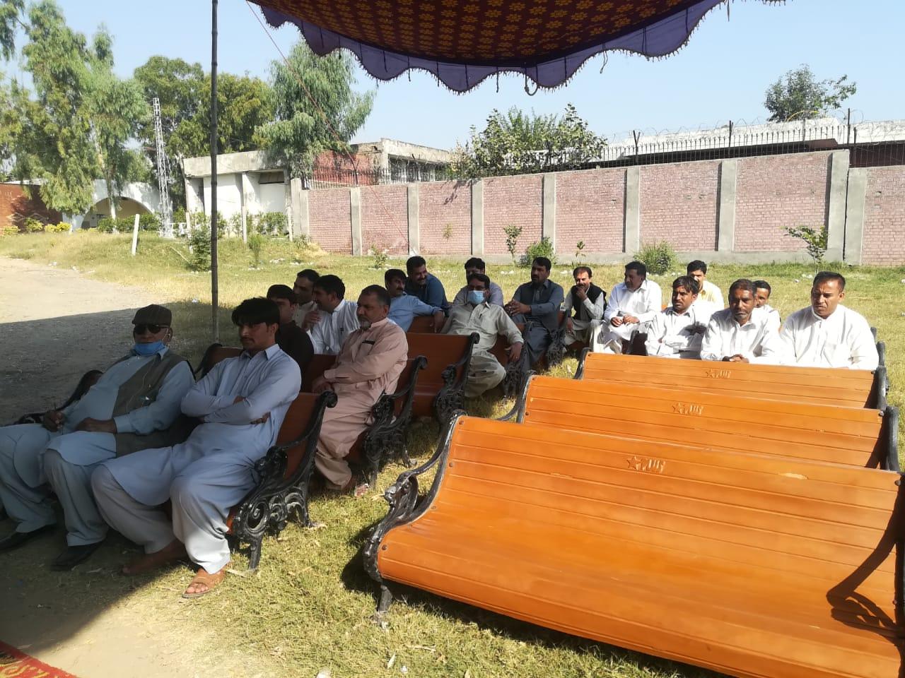 پنجاب حکومت کی ہدایت پر اے سی آفس تحصیل سوہاوہ میں ریونیو کہچری کا انعقاد کیا گیا