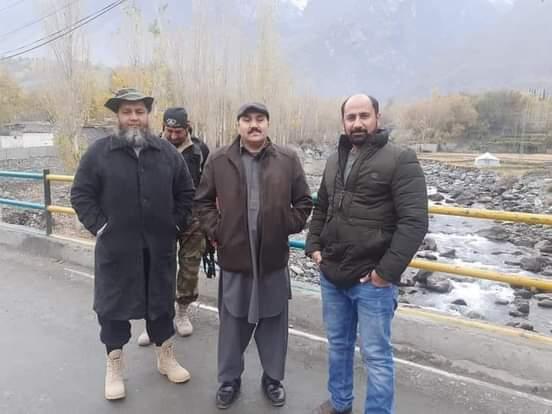 ایبٹ آباد :  ڈسٹرکٹ کمانڈر ایلیٹ فورس