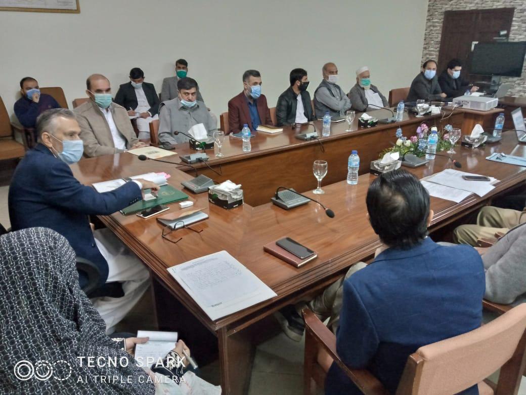 پولیو مہم کو کامیاب بنانے کیلئے ہرممکن اقدامات اٹھائیں گے : کمشنر مردان ڈویژن منتظر خان