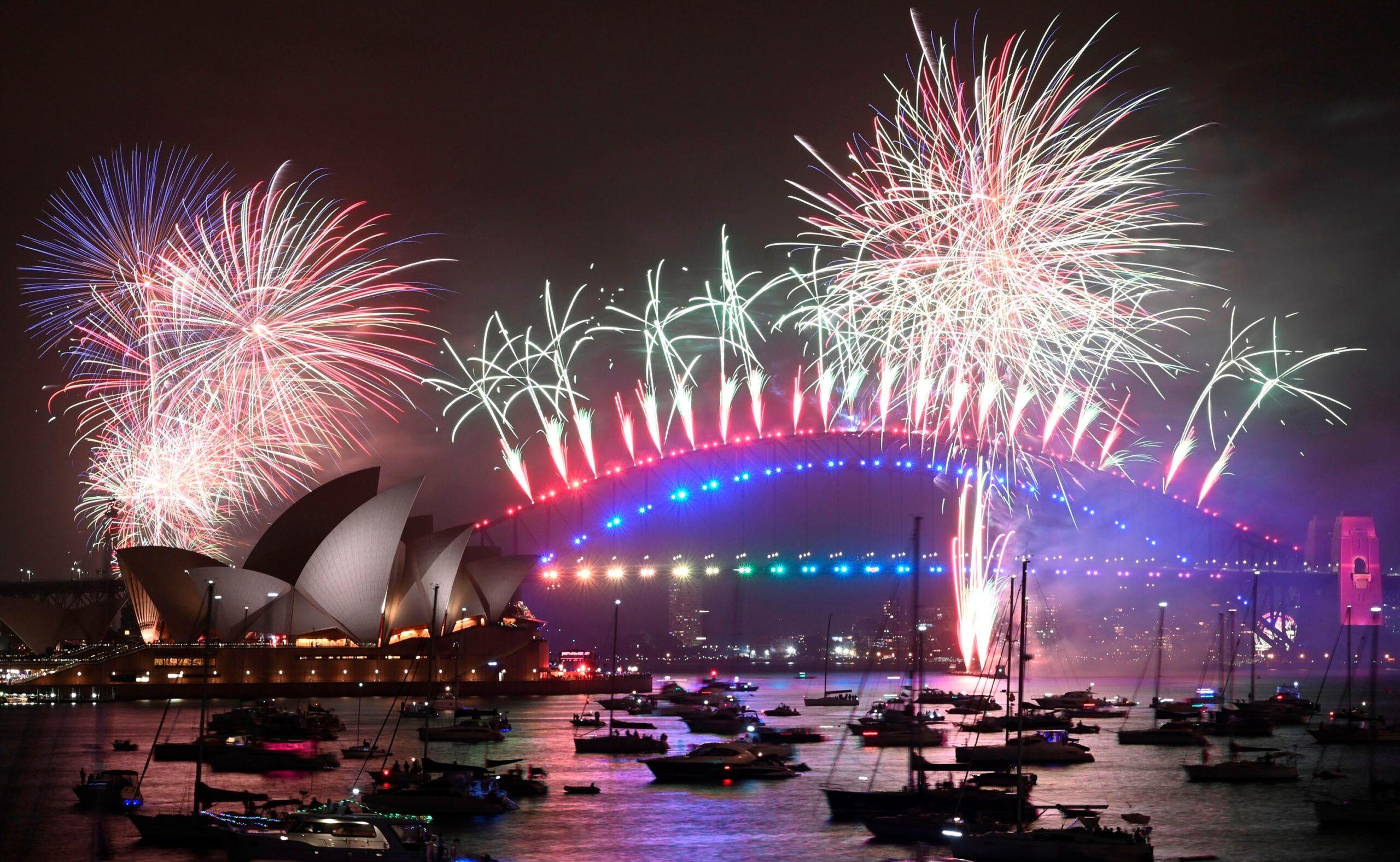 سب سے پہلے اور آخر میں کونسا ملک نئے سال کو خوش آمدید کہے گا ؟