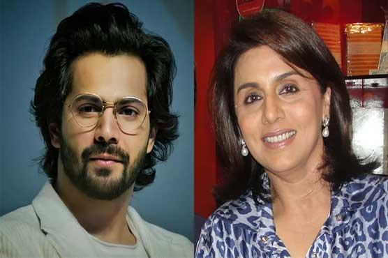 بھارتی فلمی ستارے نیتو سنگھ اور ورون دھون کورونا وائرس میں مبتلا