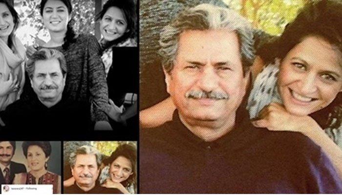 اداکارہ تارا محمود کس معروف حکومتی سیاستدان کی بیٹی ہیں؟