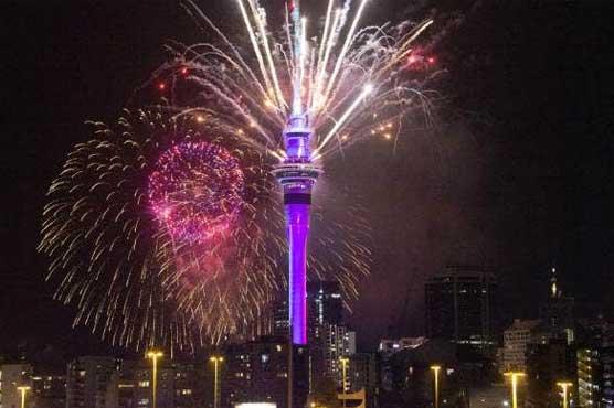 نیوزی لینڈ، آسٹریلیا میں نئے سال 2021ء کا آغاز ہوگیا، شاندار آتش بازی کا مظاہرہ