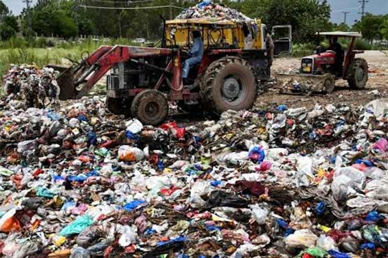 سندھ حکومت کا کچرے سے بجلی بنانے کا فیصلہ