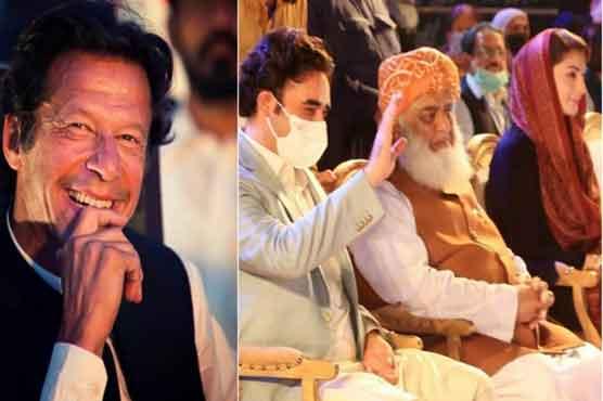 وزیراعظم کیخلاف تحریک عدم اعتماد: فضل الرحمان سمیت 5 قائدین نے مخالفت کردی