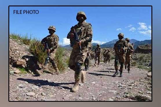 سیکیورٹی فورسز کا شمالی وزیرستان میں کامیاب آپریشن، 5 دہشتگرد ہلاک