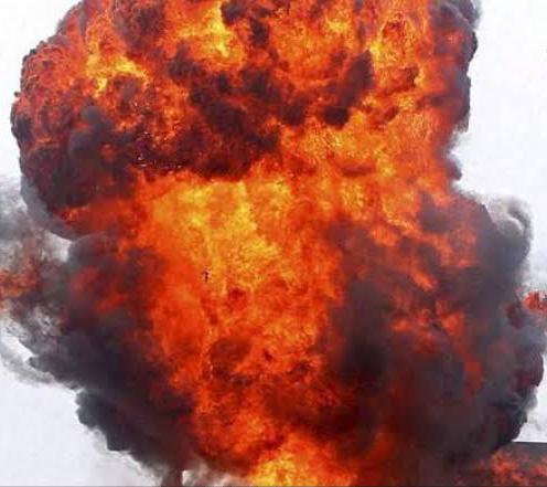 سبی میں بم دھماکہ، چار ایف سی اہلکار شہید