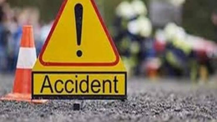 گیگا مال راولپنڈی کے قریب خوفناک ٹریفک حادثہ