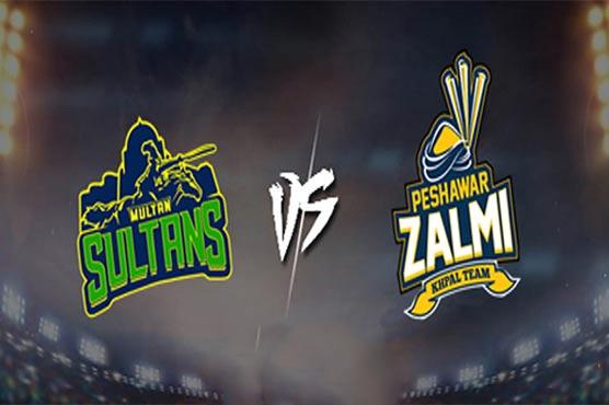پاکستان سپر لیگ 6، کراچی میں ملتان سلطانز اور پشاور زلمی کا آج بڑا ٹاکرا