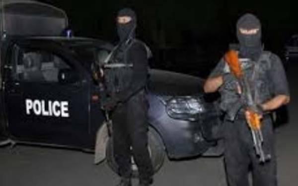 سنٹرل جیل کے باہر پولیس کی گاڑی پر فائرنگ، انسپکٹر شہید، ایک اہلکار زخمی