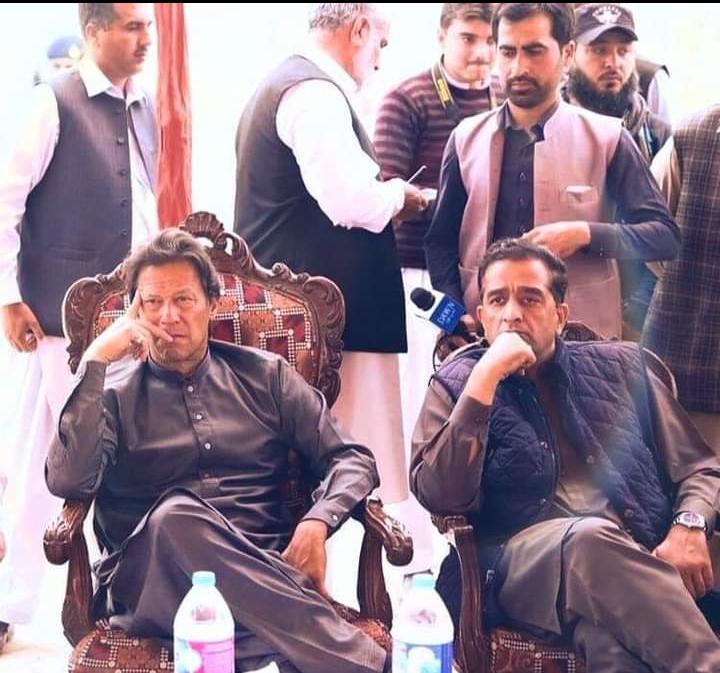 وزیراعظم پاکستان عمران خان ملک امین اسلم صاحب کی خصوصی دعوت پہ بروز اتوار دن چیچی چھچھ گراونڈ تشریف لا رہے ہیں