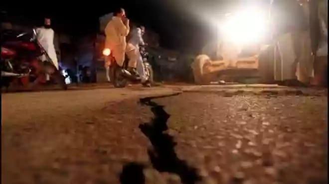 جنوبی ایشیا کے متعدد ممالک میں زلزلے کے شدید جھٹکے، شدت 7.5 تک ریکارڈ