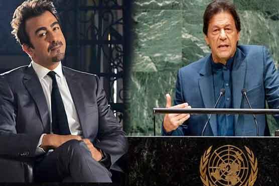 وزیراعظم عمران خان کی کامیابی پاکستان کی کامیابی ہے: اداکار شان شاہد