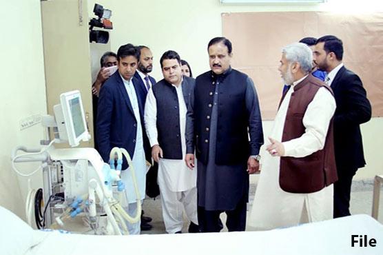 وزیر اعلی پنجاب کا جنوبی پنجاب میں مختلف شہروں کا طوفانی دورہ، متعدد افسران معطل
