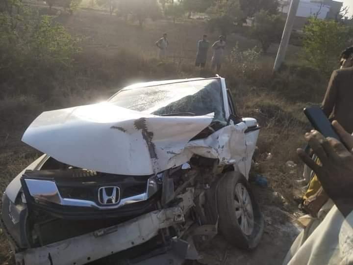 ٹوبہ ٹیک سنگھ : ٹریفک حادثہ