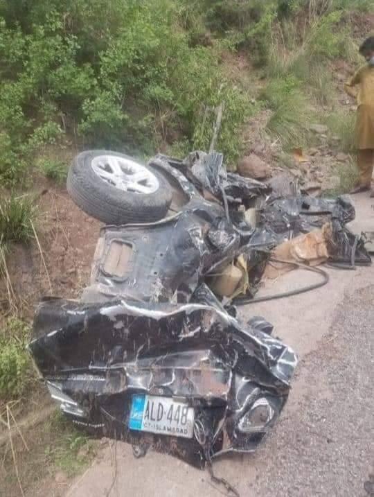 نکیال : کوٹلی حادثہ