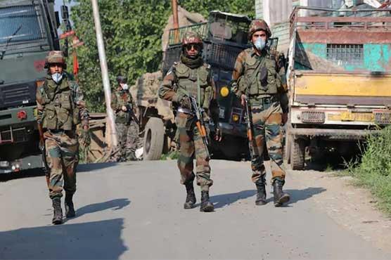 مقبوضہ کشمیر میں قابض بھارتی فوج کا ظلم رک نا سکا، مزید 4 نوجوان شہید