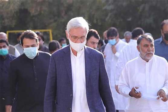 جہانگیر اور علی ترین کی 3 مختلف مقدمات میں عبوری درخواست ضمانتوں میں توسیع