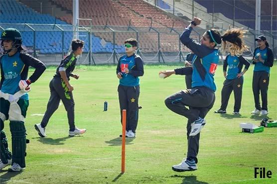 کراچی: قومی خواتین کرکٹرز کی صلاحیتوں کو نکھارنے کیلئے تربیتی کیمپ کا انعقاد
