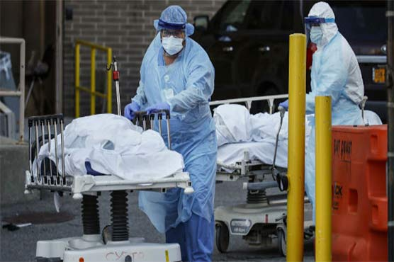 بھارت میں ریکارڈ 3 لاکھ 62 ہزار افراد وائرس سے متاثر، 3 ہزار 285 ہلاکتیں