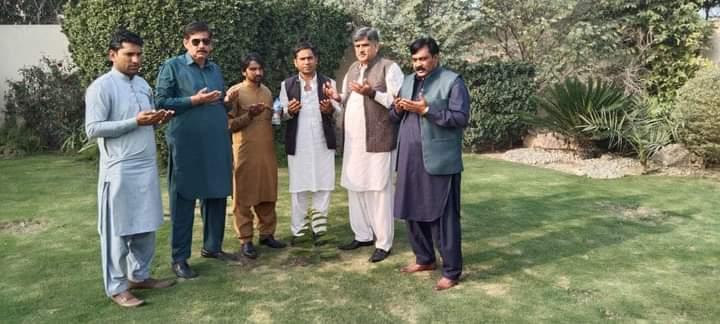 دیپالپور : عمر منظور انصاری تحصیل دپیالپور فوکل پرسن پرائس کنٹرول
