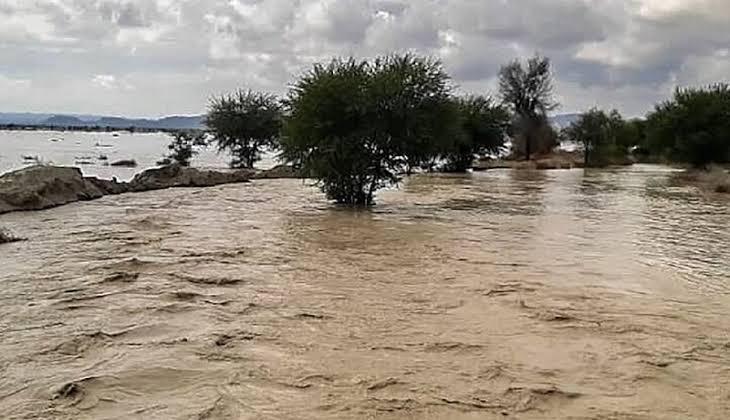 جوہی کاچھوکے سیلاب کو 8 ماہ گذرنے کے باوجود سڑکوں کی بحالی کا کام تاحال شروع نہیں ہوسکا