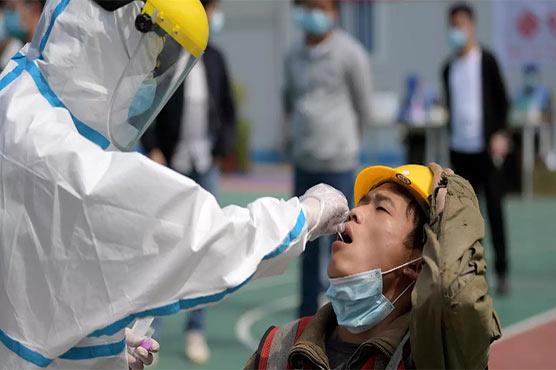 چین میں ایک بار پھر کورونا کیسز میں اضافہ، ہنگامی اقدامات شروع