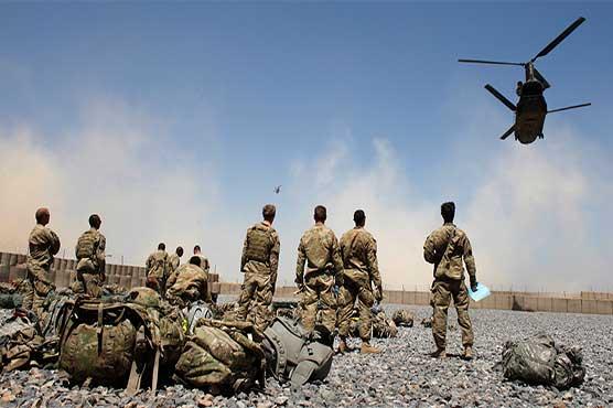 افغانستان سے انخلا کا تقریباً نصف کام مکمل ہوگیا: امریکی فوج کی تصدیق