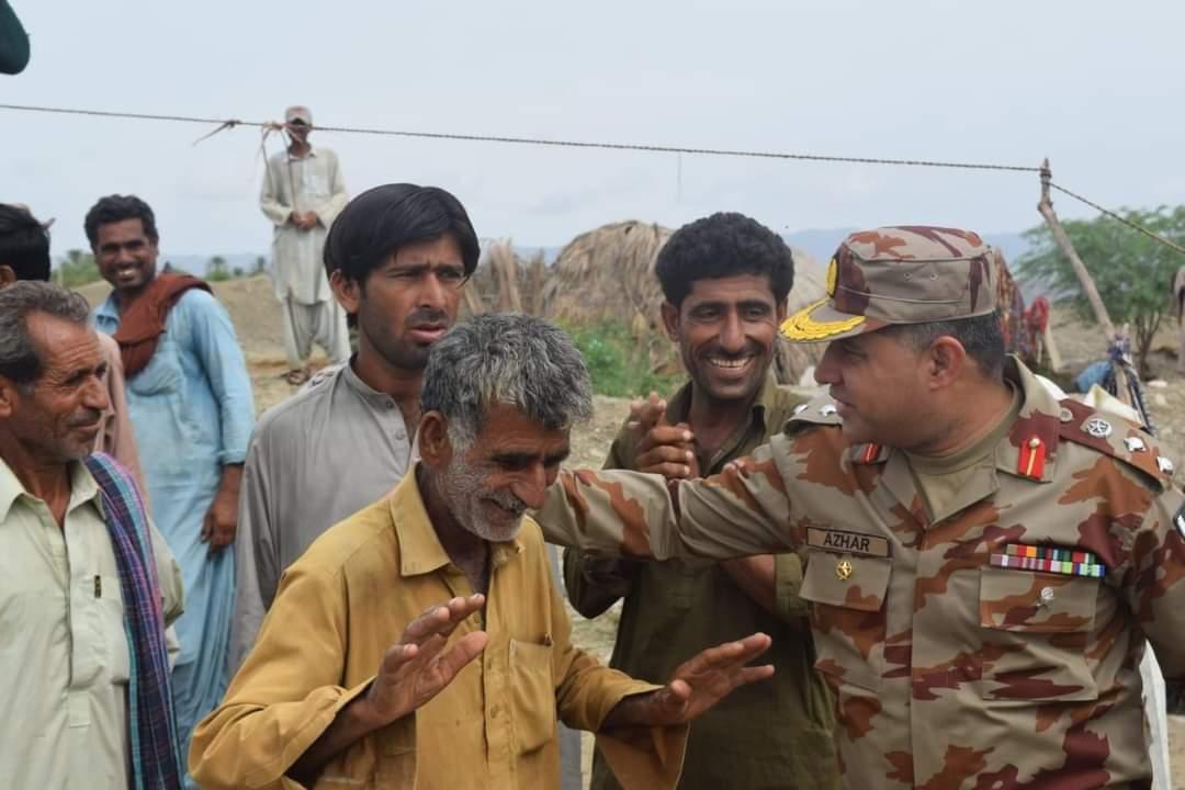 جنرل سرفراز علی جس خوش اسلوبی سے بلوچستان میں فرائض انجام دے رہے