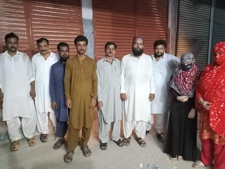 محراب پور : ٹنڈو میر علی کی کنول آرائیں کا ملزم مقصود شر کی آج عبوری ضمانت مسترد