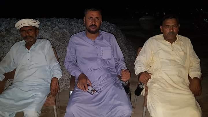 سابقہ ٹکٹ ہولڈر ایم پی اے جناب علی رضا خان خاکوانی