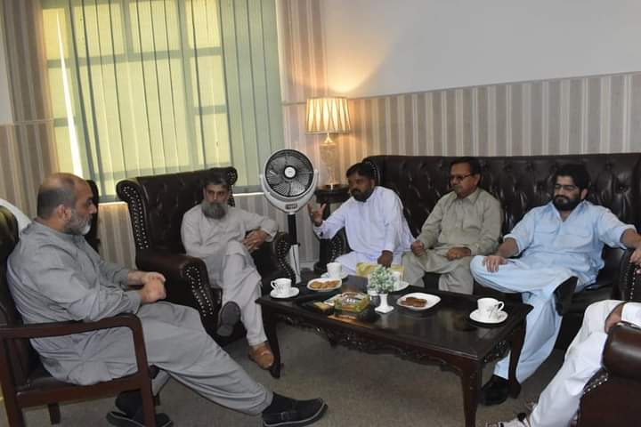 وزیراعظم عمران خان کے ویژن کے مطابق عوام کے مسائل ان کی دہلیز پر حل کریں گے