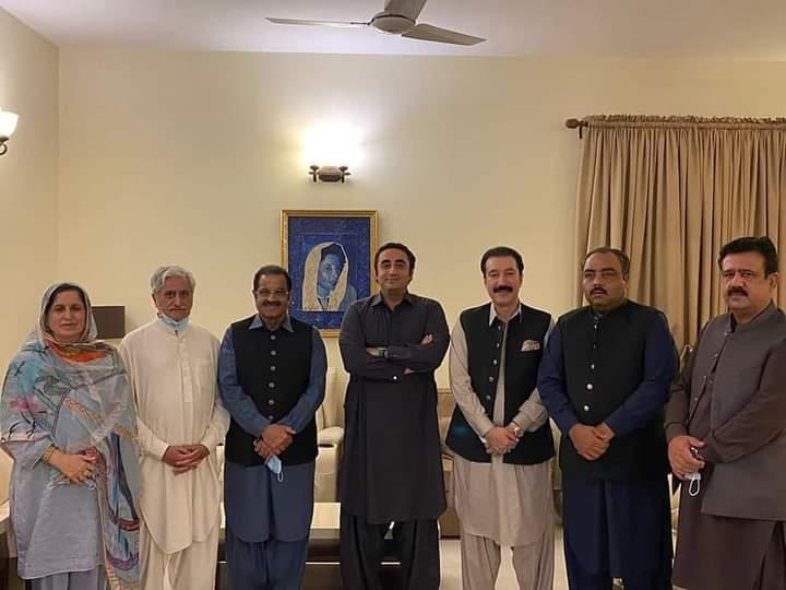 ممبر اسمبلی چوہدری یسین کو چیئرمین پاکستان پیپلز پارٹی بلاول بھٹو زرداری نے پیپلز پارٹی آزادکشمیر کا صدر بنا دیا